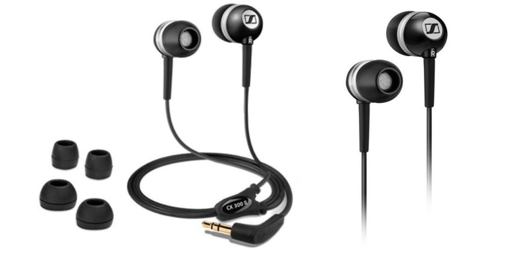 Sennheiser CX 300 II In-Ear Headphone